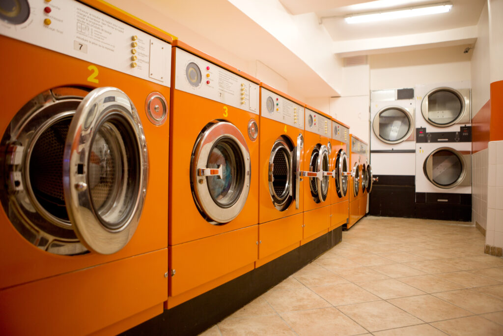 Retro Waschmaschinen